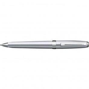 Sheaffer Prelude Brushed Chrome Plate/Nickel Plated Ballpoint Pen