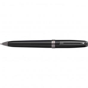Sheaffer Prelude Gloss Black/Gunmetal Lacquer Ballpoint Pen