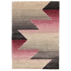 Prism 583 Pink Rug by Rug Culture