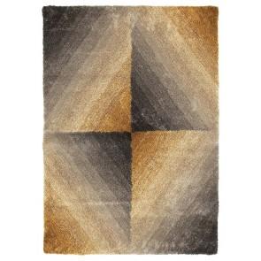 Prism 585 Grey Rug by Rug Culture