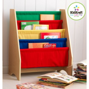 Primary Sling Bookshelf by Kidkraft