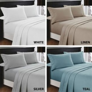 Phase 2 2000TC Cotton Rich Sheet Set