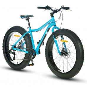 Progear  Cracker Fat Tyre Bike - Blue