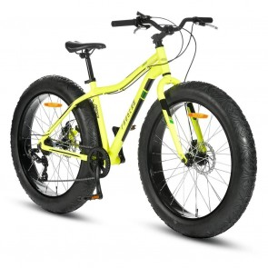 Progear Cracker Fat Tyre Bike - Hi-Vis Green