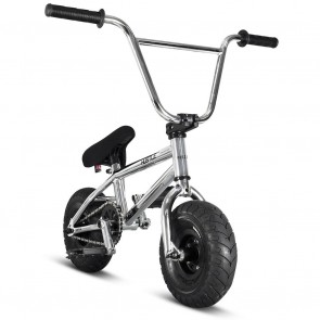 Progear  Hustle Mini BMX Chrome