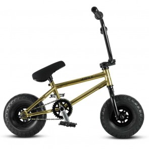 Progear Hustle Mini BMX Gold