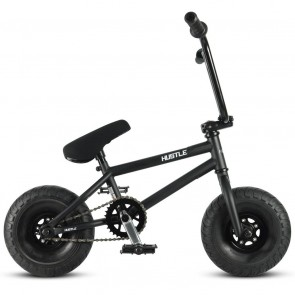 Progear Hustle Mini BMX Matt Black