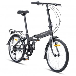 Progear Nomad Folding Bike Grey