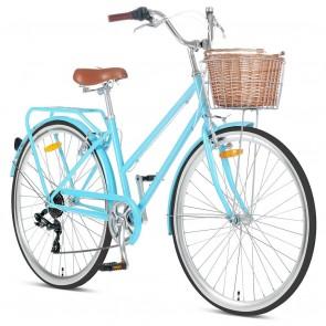 Progear Pomona Retro Bike Sky Blue - Front