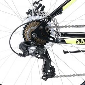 Progear Rover Folding Mountain Bike Black