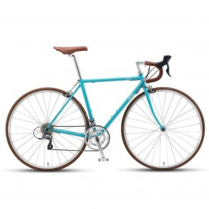 Progear Sole Cr-Mo Vintage Road Bike Blue