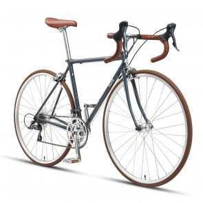 Progear Sole Cr-Mo Vintage Road Bike Grey