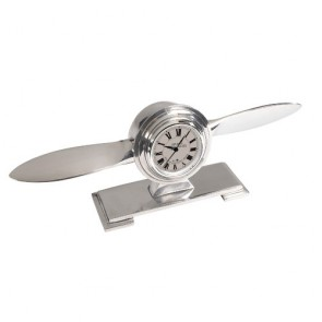 Propeller Mantle Clock by AM Living