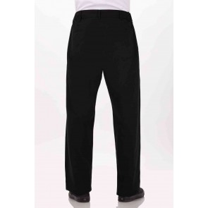 Professional Black Chef Pants by Chef Works
