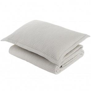 Linen and Moore Aspen Single/Double Quilt