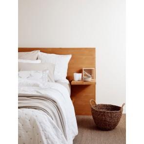 LM Home Phoenix Quilted European Pillowcase