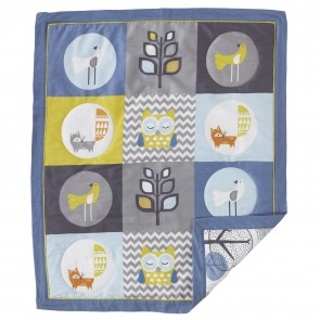 Woods Cot Quilt by Lolli Living