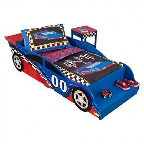 Racer Car Toddler Bed by Kidkraft