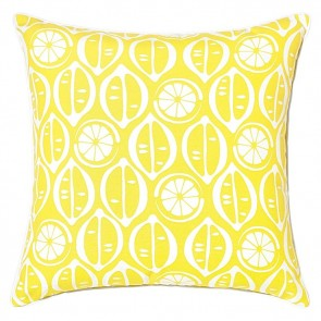 Rapee Riviera Lemons Outdoor Cushion