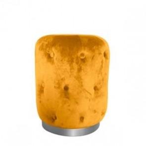 Brunswick Ottoman 38X38X47cm Mustard by J Elliot Home