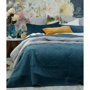 Remy Bedspread Set Indigo