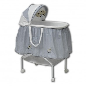 Babyhood Rocking Horse Bassinet