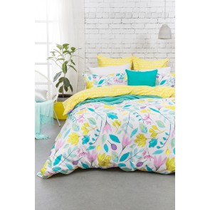 Bambury Rosalyn Quilt Cover Set