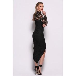 Elle Zeitoune Saba Black Dress
