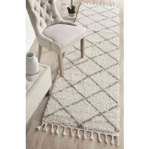 Saffron 22 Natural Runner By Rug Culture