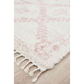 Saffron 33 Pink By Rug Culture