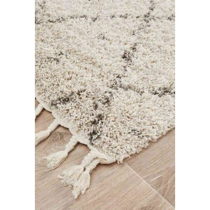 Saffron 44 Natural Runner By Rug Culture