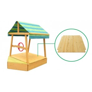 Lifespan Kids Explorer Sandpit Cover Only