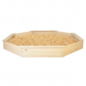 Lifespan Kids Large Sandpit with Wooden Cover