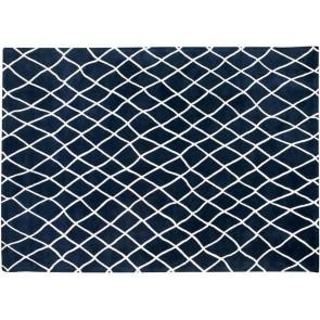 Santa Barbara Rug - Steel Blue