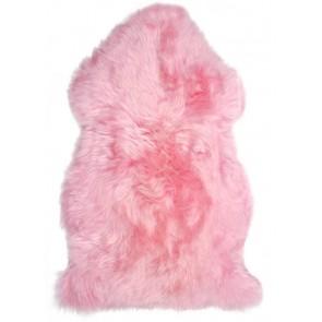 Rug Culture Natural New Zealand Sheep Skin Pink