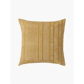Shimla Square Cushion by Linen and Moore