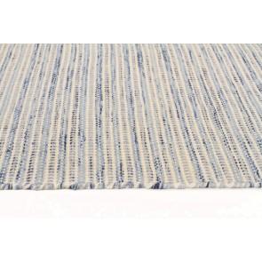 Skandi 310 Blue Rug by Rug Culture