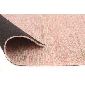 Skandi Java Pink Rug by Rug Culture