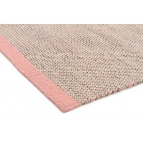 Skandi Marlo Pink Rug by Rug Culture