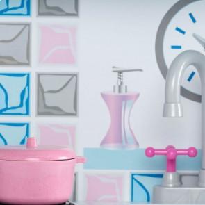 Plum Play Snowdrop Interactive Play Kitchen