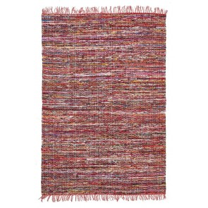 Spirt Bohemain Red by Rug Culture