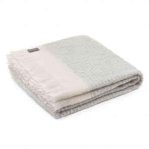 St Albans Luna Mohair Throw Rug