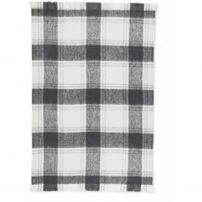 Hamish Mohair Throw Rug by St Albans