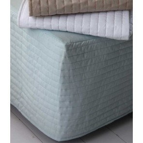 MM Linen Lucia Seafoam King Bedskirt