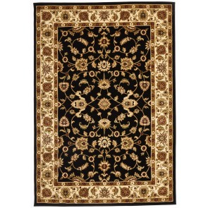 Sydney1 Black Ivory by Rug Culture
