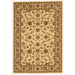 Sydney 1 Ivory Ivory by Rug Culture