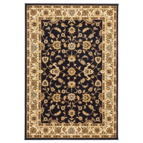 Sydney 1 Navy Ivory by Rug Culture
