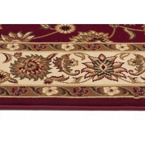 Sydney 1 Red Ivory Rug by Rug Culture