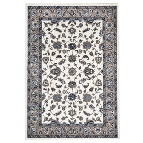 Sydney 1 White Beige by Rug Culture