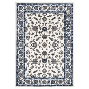 Sydney 1 White White by Rug Culture